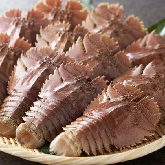 平戸瀬戸市場鮮魚コーナー